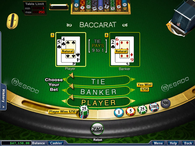 Baccarat Strategy How to Win at Baccarat Like a Pro
