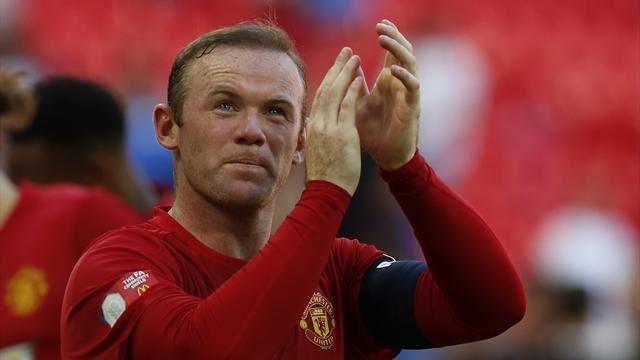 Dibidik Klub Thiongkok, Rooney Senang di United ...